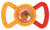 Игрушка-погремушка «Цветные бусинки» Мир детства 21318