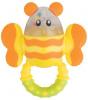 Погремушка-прорезыватель «Шмель» Мир детства 21343