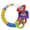 Погремушка-прорезыватель рельефными фигурками «Веселая геометрия» Мир детства 21