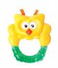 Погремушка-прорезыватель с водой «Сова» Мир детства 23036