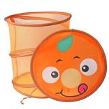 Корзина для игрушек Апельсин